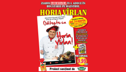 Cooking with Horia Vîrlan