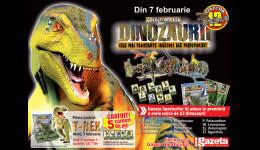 The Dinosaurs – The First Series